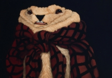 henryschreiber_marmot_in_an_unknown_cape_10x10_oilonpanel-jpg
